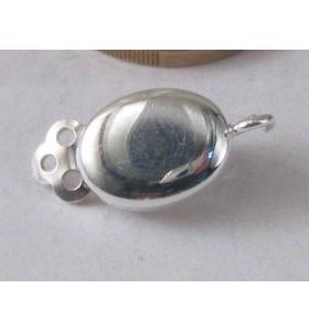 1 clip no foro per orecchini argento 925 made in italy