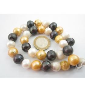 1 filo di perle australiane...
