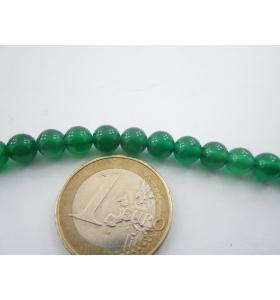 6 pietre in giada smeraldo...