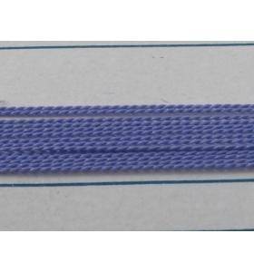 1 infila perle professionale color viola chiaro + ago in rame 180 cm n° da 1 a 9