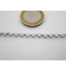 10 cm catena in argento 925...