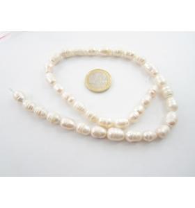 1 filo di perle coltivate...