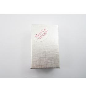 catenina e charms mano di fatima argento 925 palccato oro rosè 1 pz.