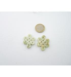 1 centrale giada verde con sfumature 30x25