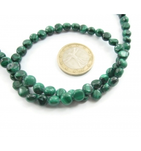 10 pietre in Malachite...