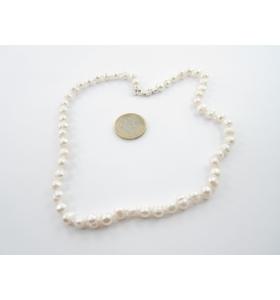 Collana Stile Vintage Perle...