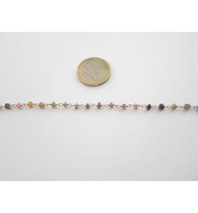 catena rosario argento 925...