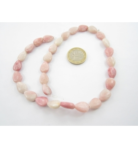 un filo di opale rosa...