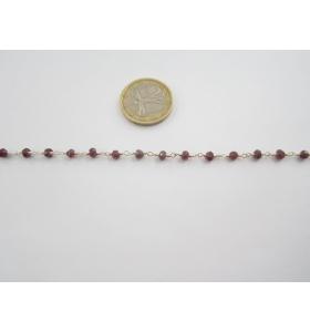 50 cm di catena rosario...