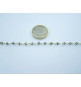 50 cm catenina rosario...