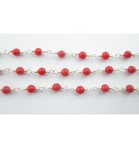 50 cm. catena rosario tono...