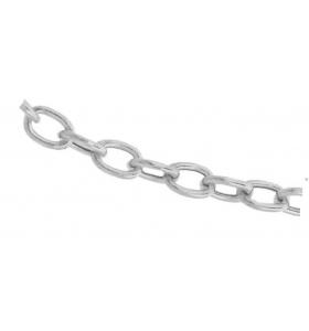 50 cm catena argento 925...