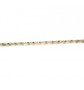50 cm di catena argento 925...