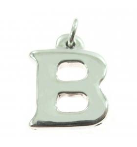 iniziale lettera B grande...