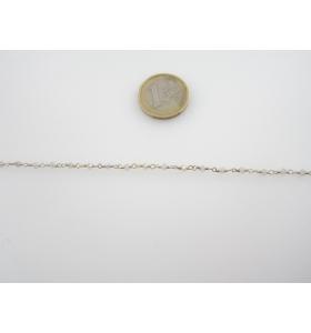50 cm. catenina rosario...