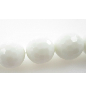 Agata bianca  perle...