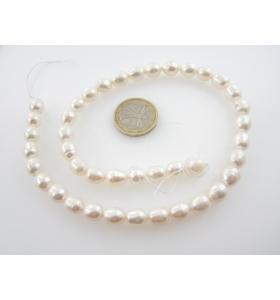 un filo di perle bianche...
