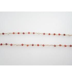10 cm di catena rosario in...
