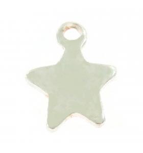 charms micro stella argento...