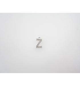 iniziale lettera Z zirconi...