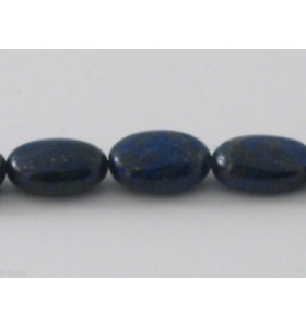 4 pietre ovaline lapislazuli 12x9 mm di ottima qualità