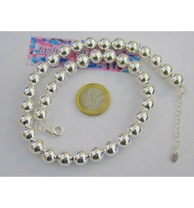 1 COLLANA IN ARGENTO 925...