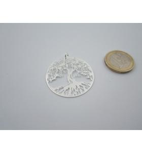 1 ciondolo albero della vita in argento 925