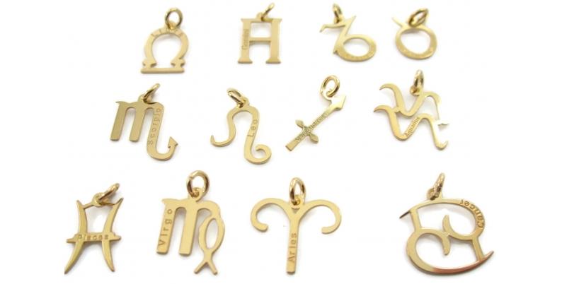 Charms segni zodiacali